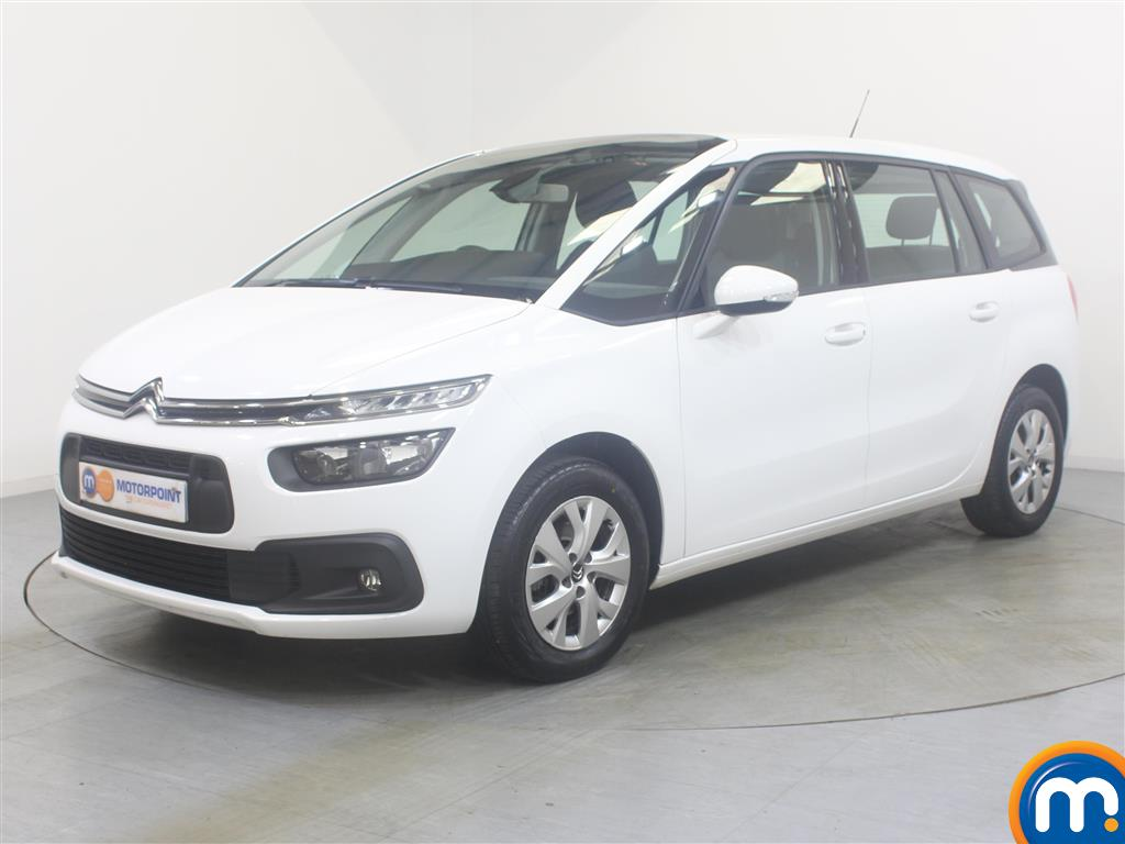Citroen Grand C4 Picasso Touch Edition - Stock Number (1035003) - Passenger side front corner