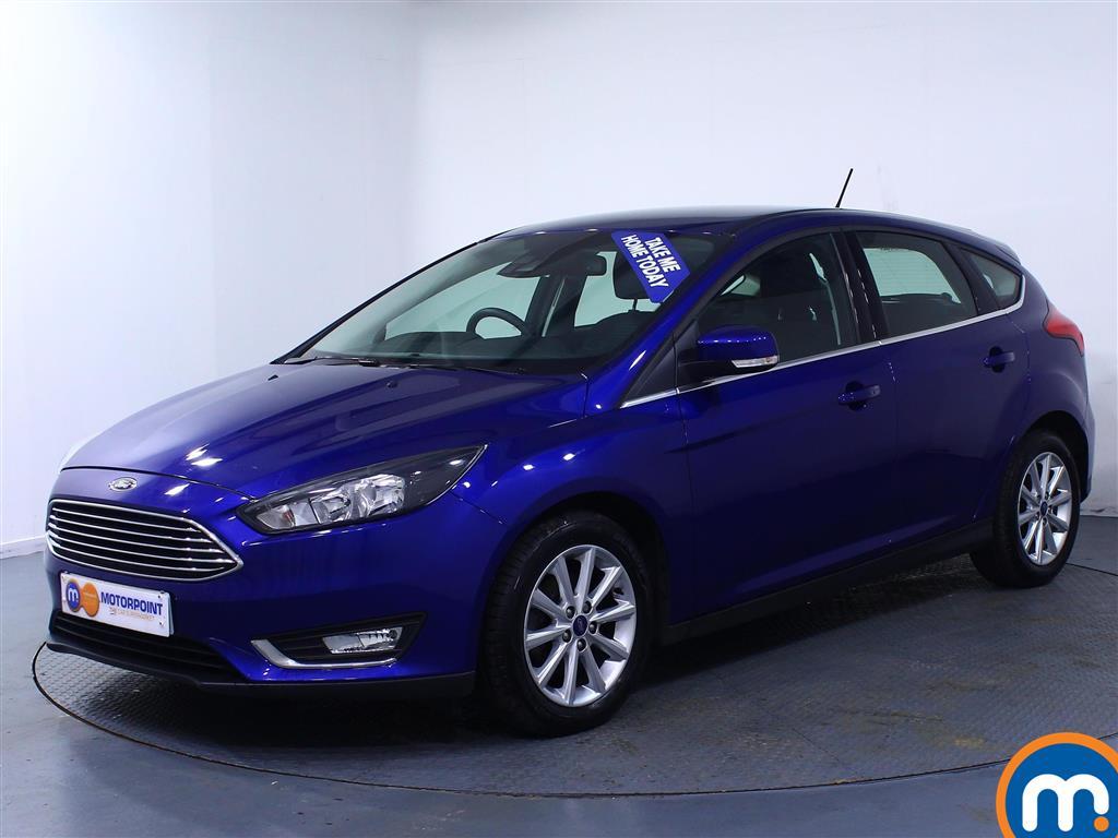 Ford Focus Titanium - Stock Number 1031099 Passenger side front corner