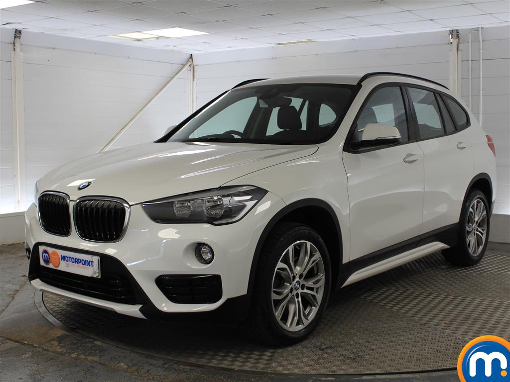 BMW X1 Sport - Stock Number (1035944) - Passenger side front corner