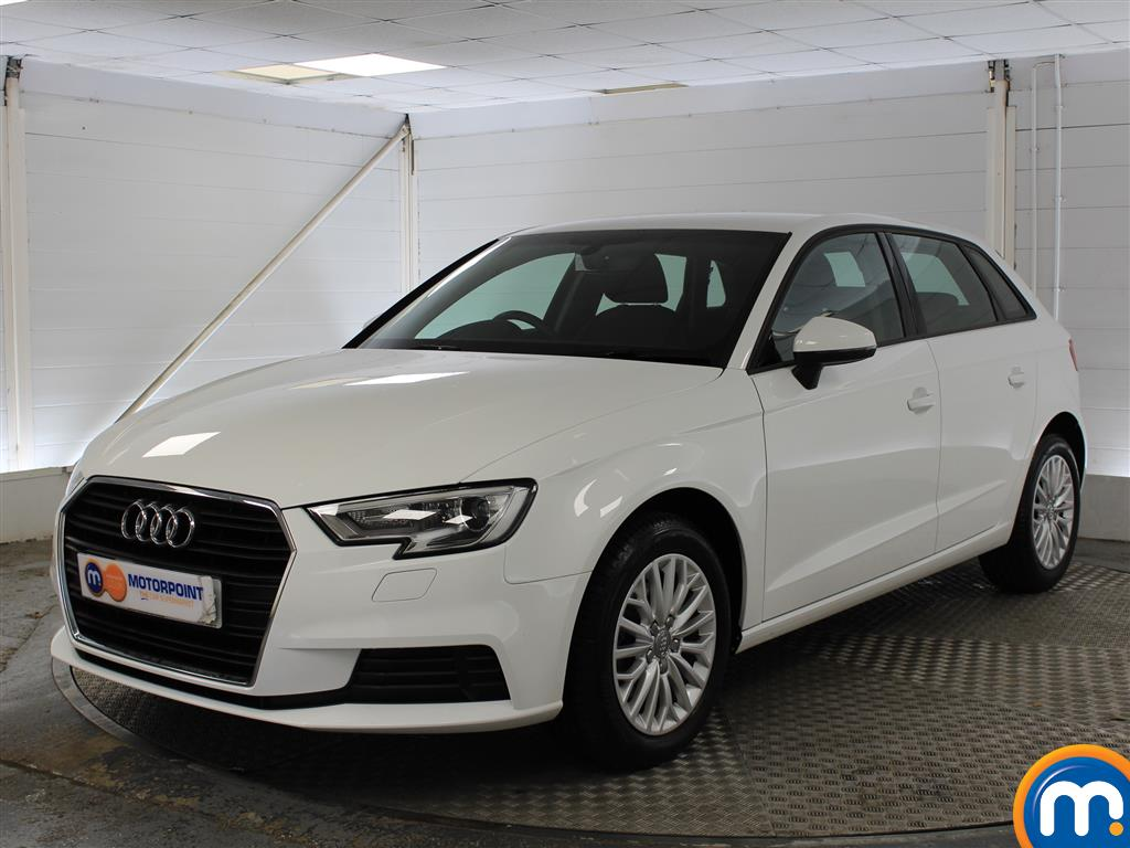 Audi A3 SE Technik - Stock Number (1032668) - Passenger side front corner