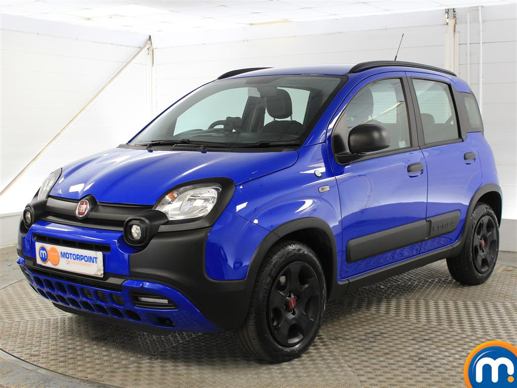 Fiat Panda Waze - Stock Number (1034091) - Passenger side front corner