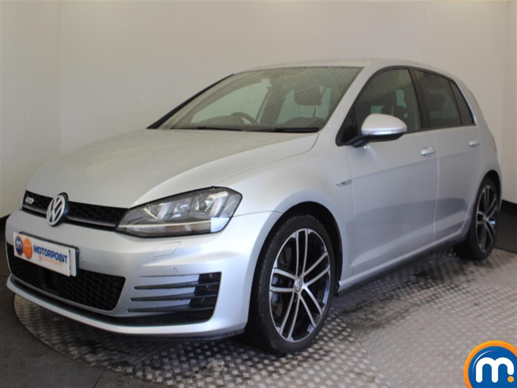 Volkswagen Golf GTD - Stock Number (1032878) - Passenger side front corner