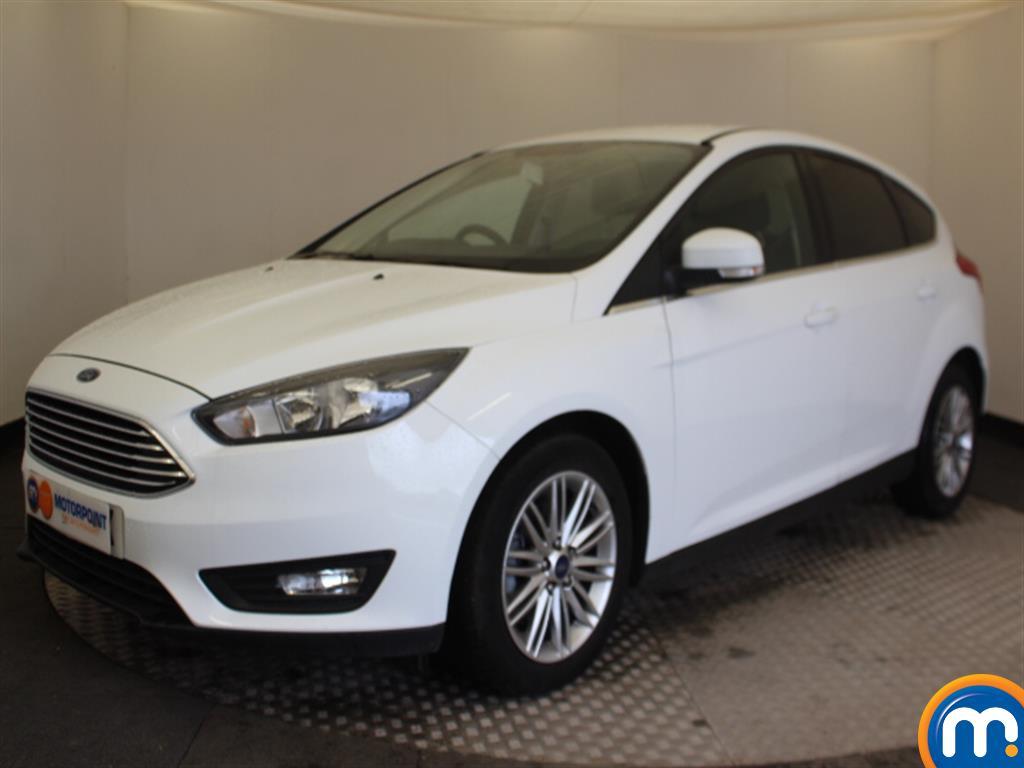 Ford Focus Zetec Edition - Stock Number (1031049) - Passenger side front corner