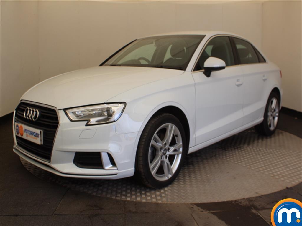 Audi A3 Sport - Stock Number (1029022) - Passenger side front corner
