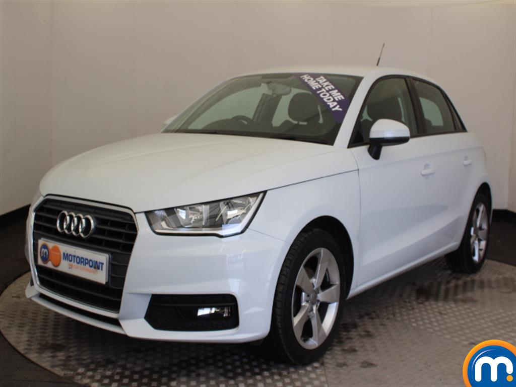 Audi A1 Sport Nav - Stock Number (1030962) - Passenger side front corner