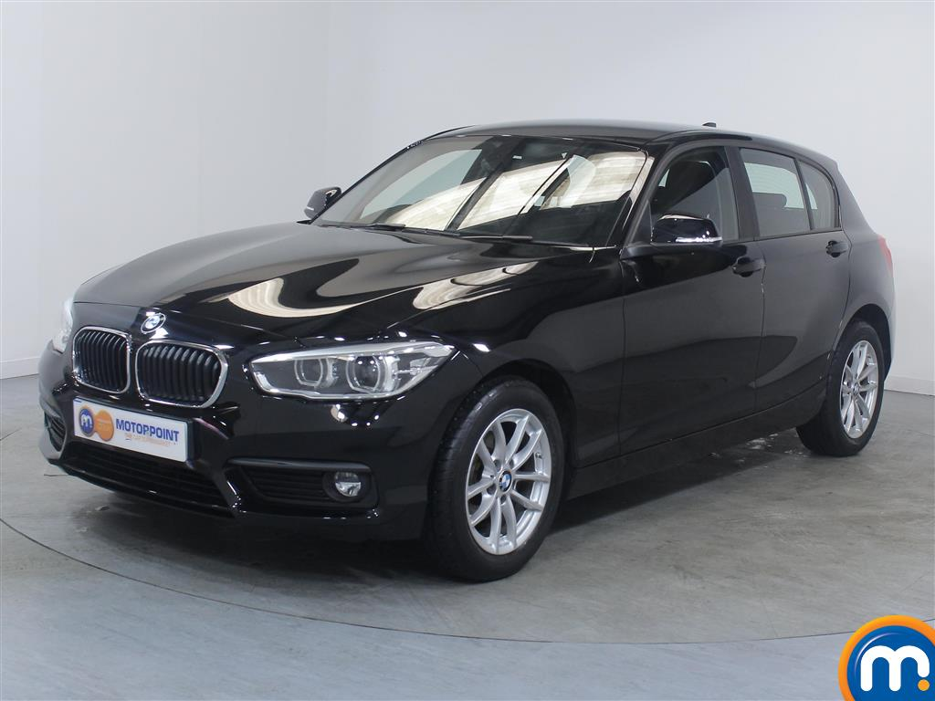 BMW 1 Series SE Business - Stock Number (1031291) - Passenger side front corner