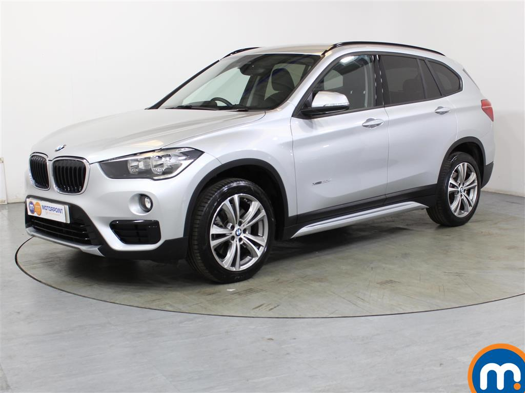 BMW X1 Sport - Stock Number (1035921) - Passenger side front corner