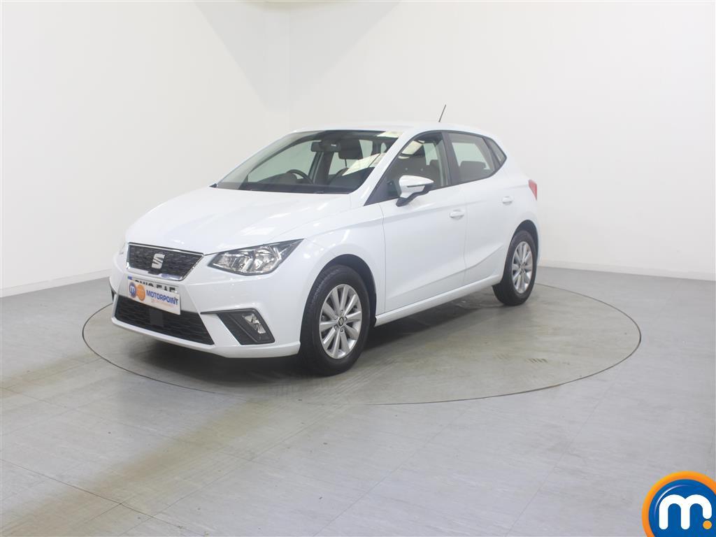 Seat Ibiza SE Technology - Stock Number (1035746) - Passenger side front corner