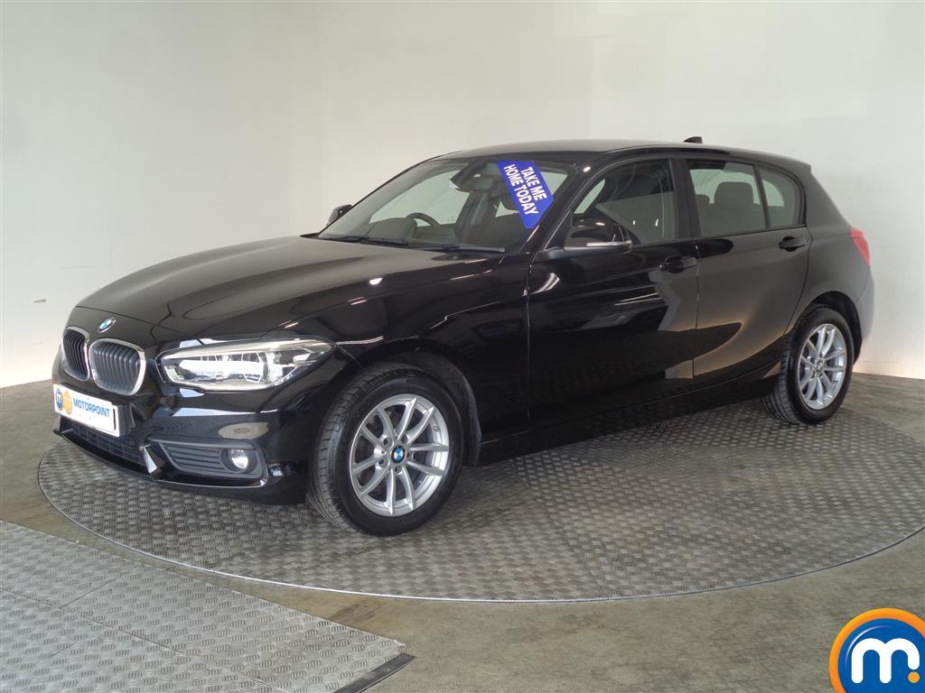 BMW 1 Series SE Business - Stock Number (1032598) - Passenger side front corner