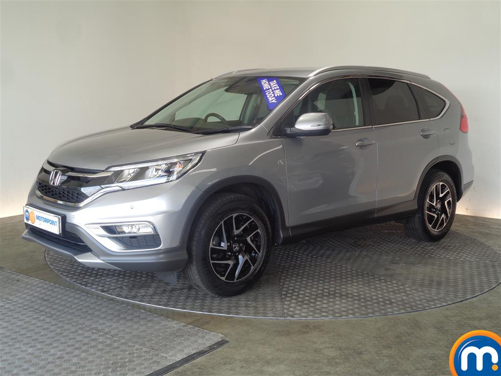 Honda Cr-V SE Plus - Stock Number (1035915) - Passenger side front corner