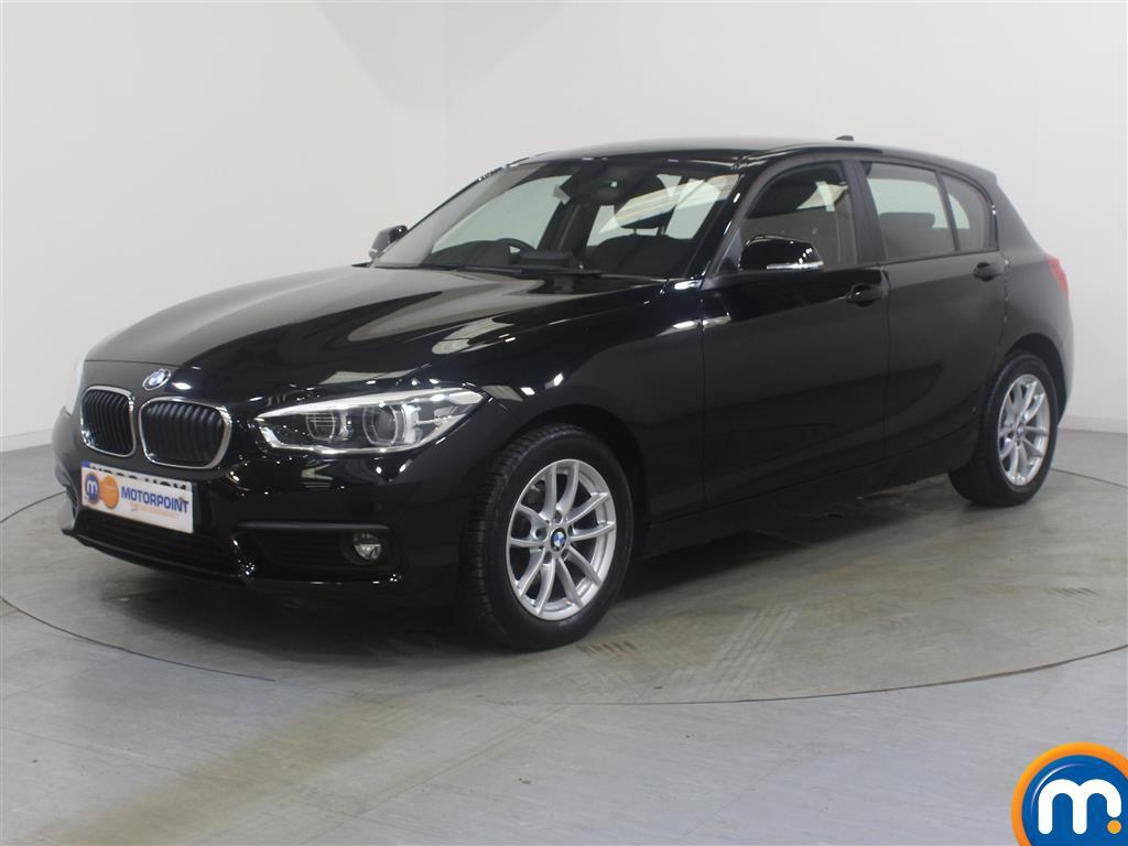 BMW 1 Series SE Business - Stock Number (1031303) - Passenger side front corner