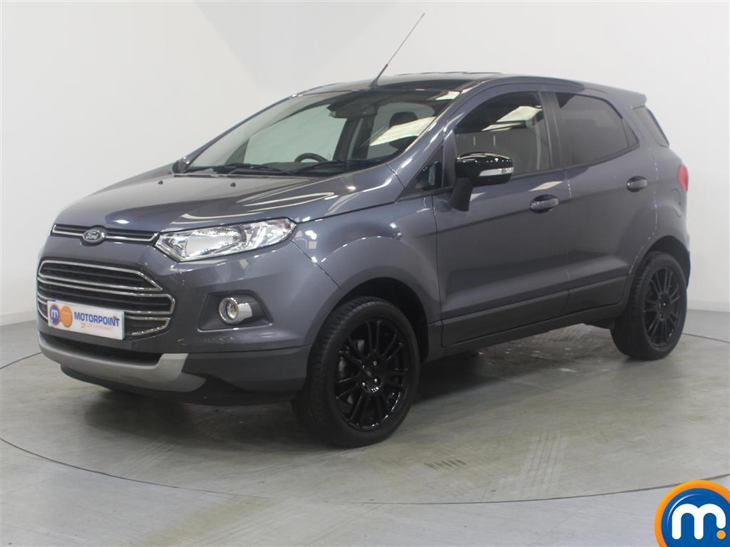 Ford Ecosport Titanium S - Stock Number (1030439) - Passenger side front corner