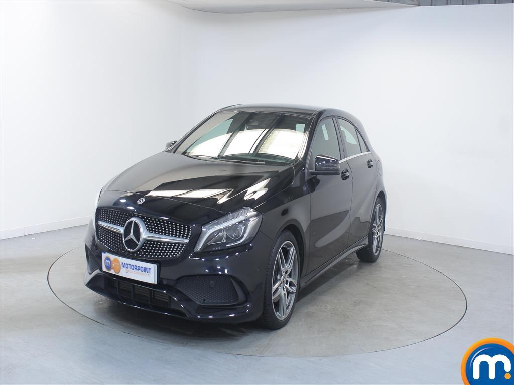Mercedes-Benz A Class AMG Line - Stock Number (1024521) - Passenger side front corner