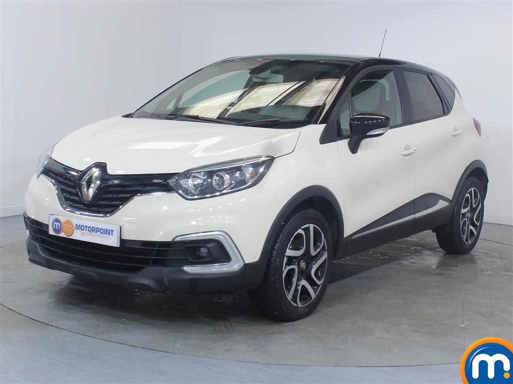 Renault Captur Iconic - Stock Number (1032346) - Passenger side front corner