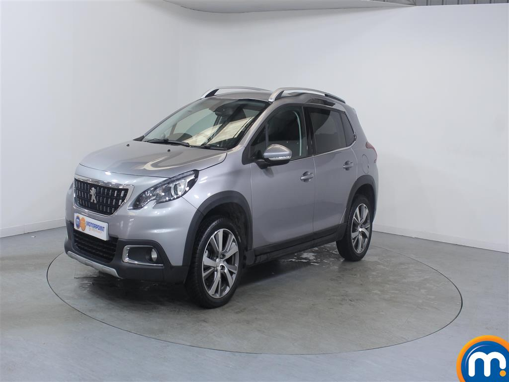 Peugeot 2008 Allure - Stock Number (1029730) - Passenger side front corner