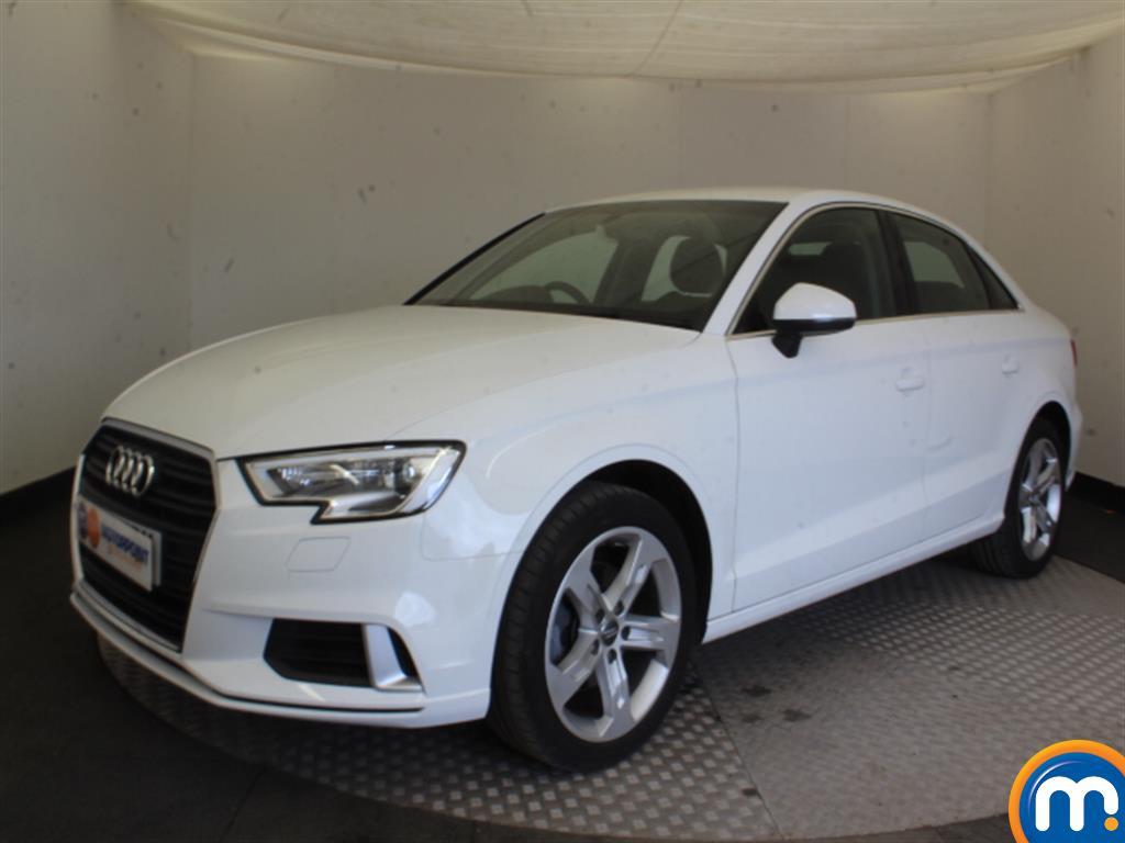Audi A3 Sport - Stock Number (1021655) - Passenger side front corner