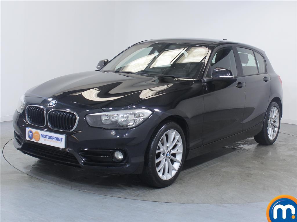BMW 1 Series Sport - Stock Number (1035040) - Passenger side front corner
