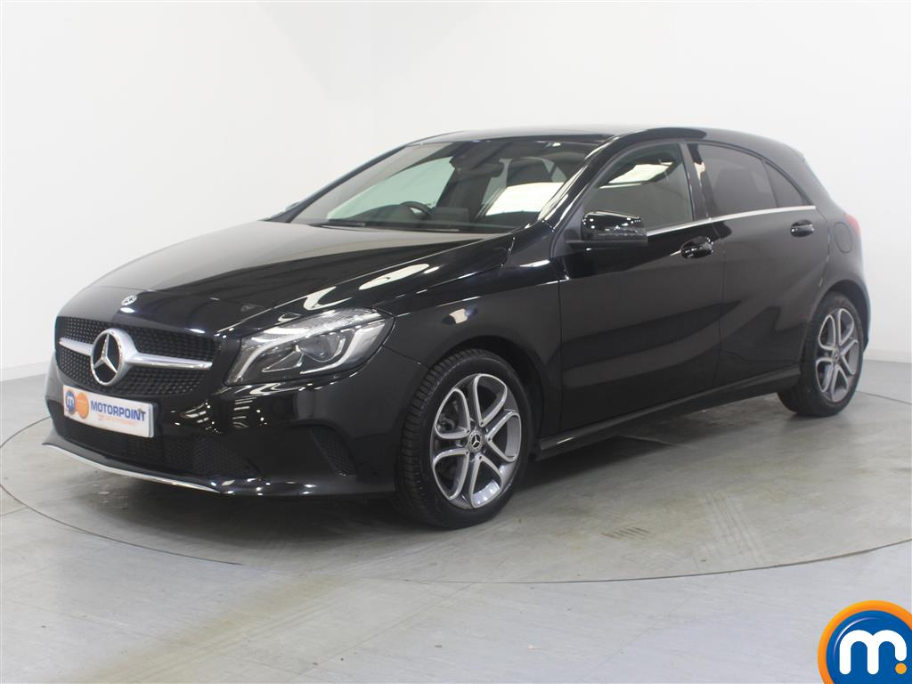 Mercedes-Benz A Class Sport Edition - Stock Number (1034183) - Passenger side front corner