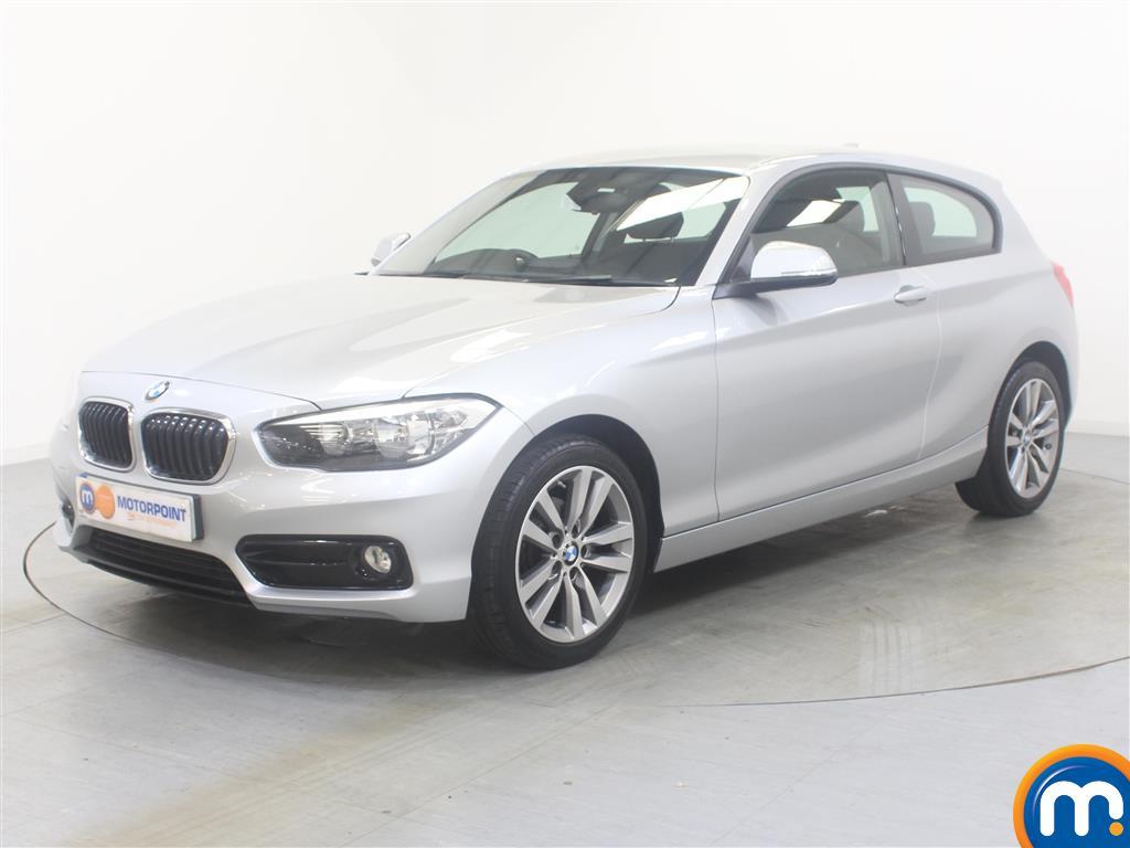 BMW 1 Series Sport - Stock Number (1033166) - Passenger side front corner