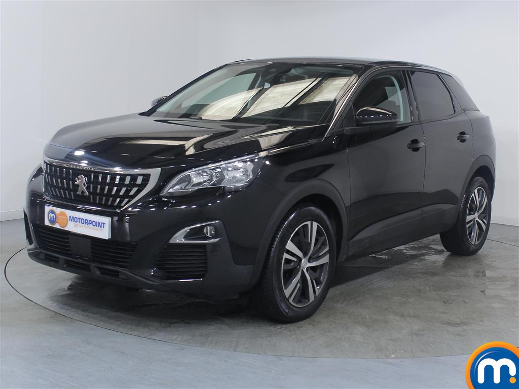 Peugeot 3008 Active - Stock Number (1033470) - Passenger side front corner