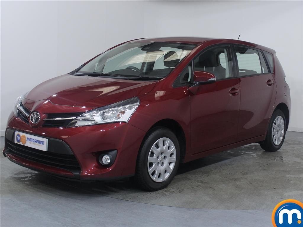 Toyota Verso Active - Stock Number (1036107) - Passenger side front corner