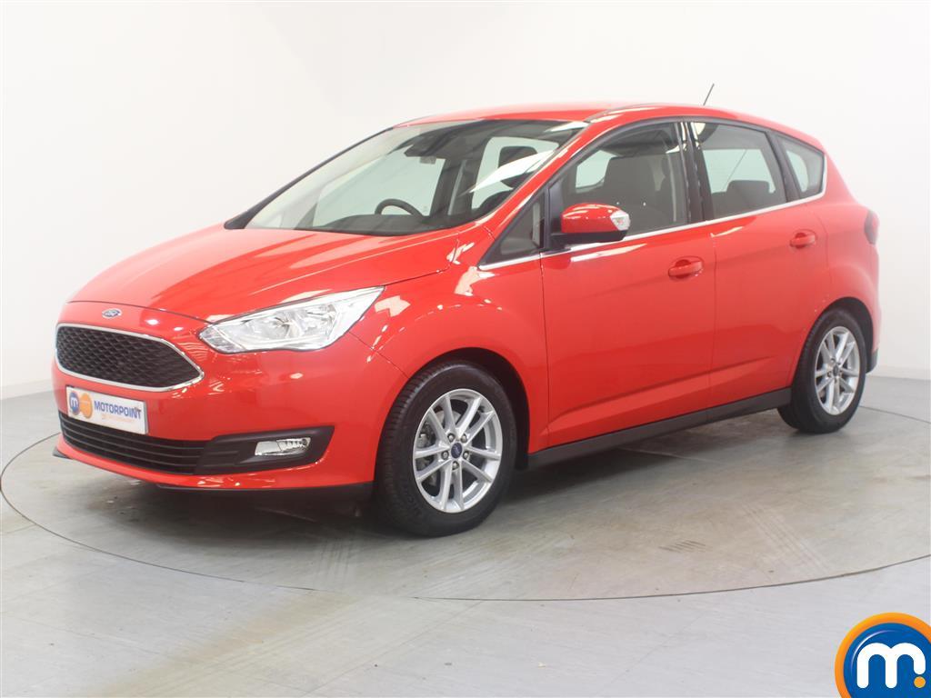 Ford C-Max Zetec - Stock Number (1034645) - Passenger side front corner