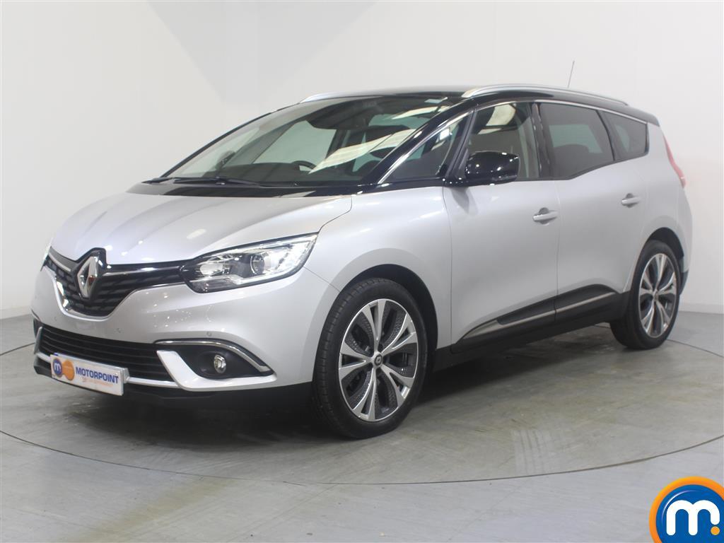 Renault Grand Scenic Dynamique S Nav - Stock Number (1034917) - Passenger side front corner