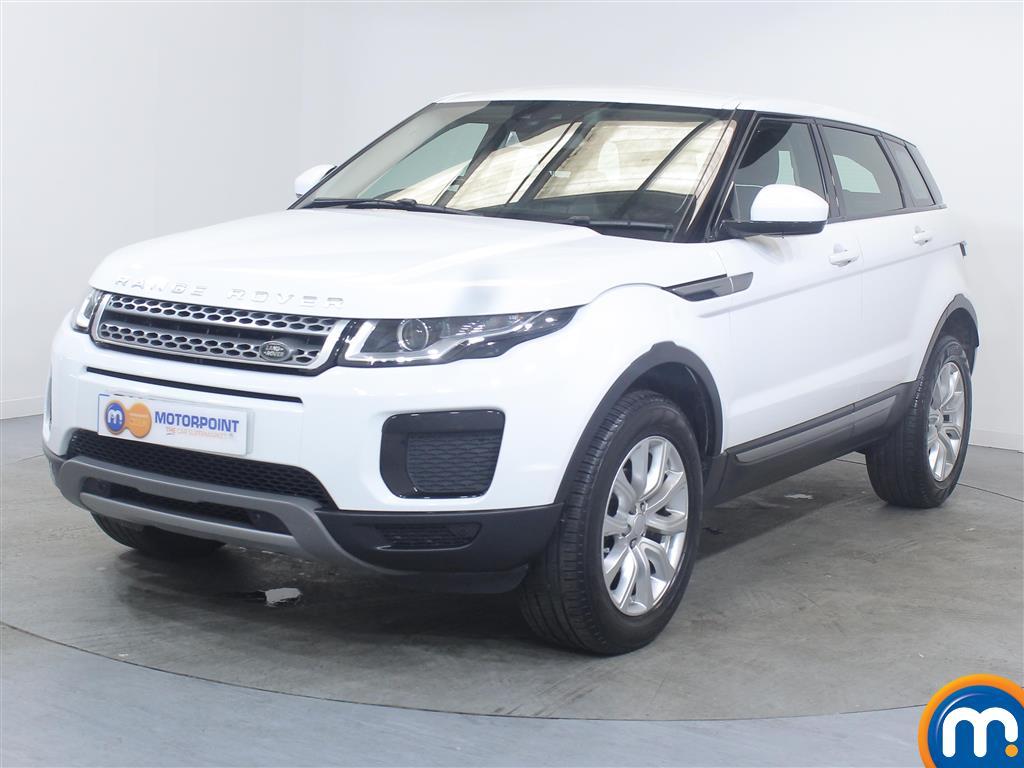 Land Rover Range Rover Evoque SE - Stock Number (1030775) - Passenger side front corner