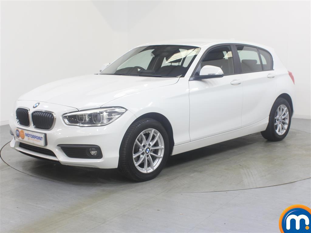 BMW 1 Series SE Business - Stock Number (1035108) - Passenger side front corner