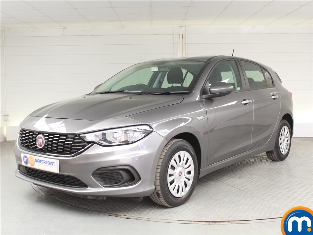 Fiat Tipo Easy - Stock Number (1035304) - Passenger side front corner