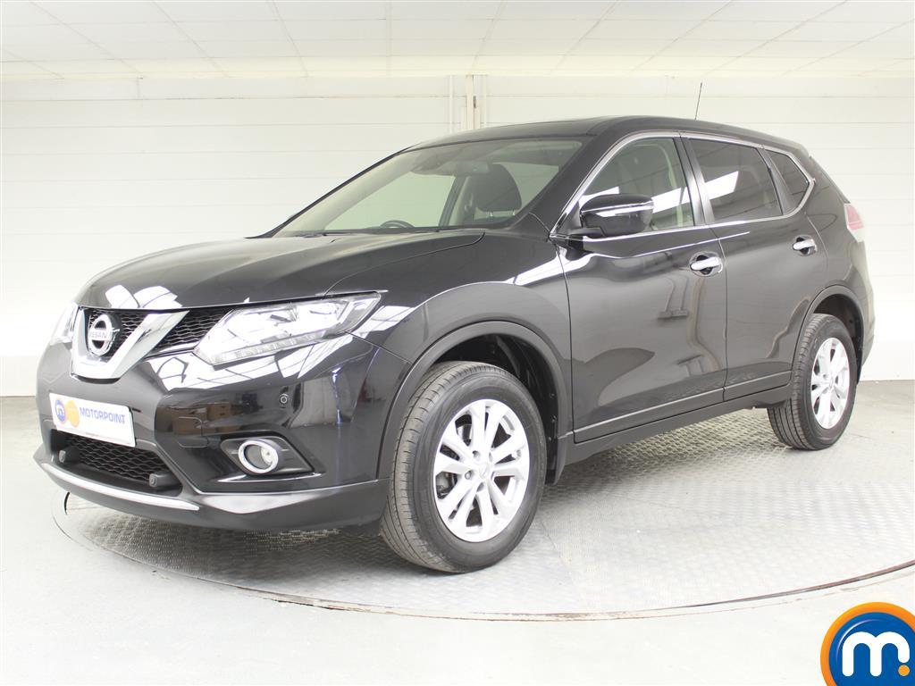 Nissan X-Trail Acenta - Stock Number (1032232) - Passenger side front corner