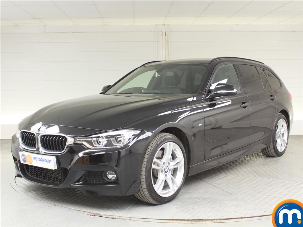 BMW 3 Series M Sport - Stock Number (1032706) - Passenger side front corner