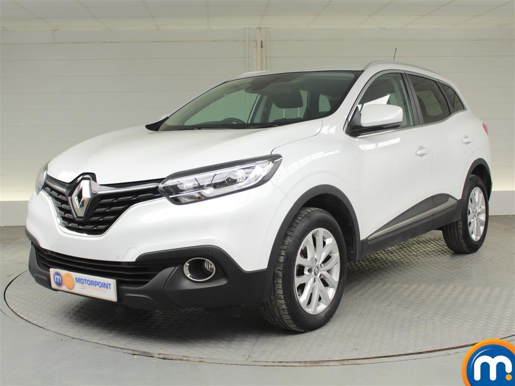 Renault Kadjar Dynamique Nav - Stock Number (1035883) - Passenger side front corner