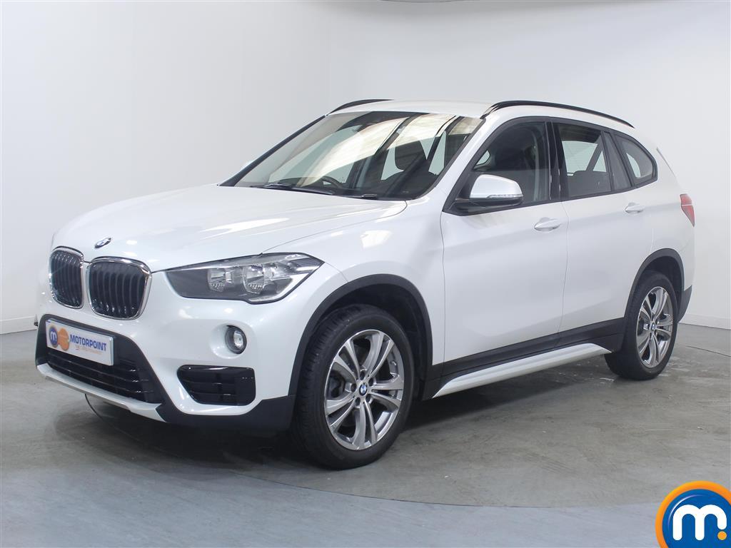 BMW X1 Sport - Stock Number (1036123) - Passenger side front corner