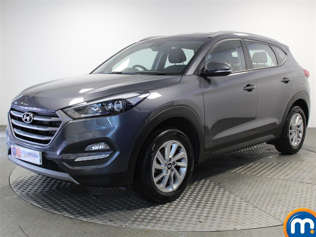 Hyundai Tucson SE - Stock Number (1033150) - Passenger side front corner