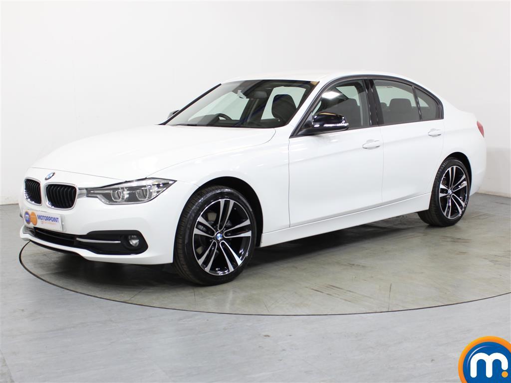 BMW 3 Series Sport - Stock Number (1029545) - Passenger side front corner