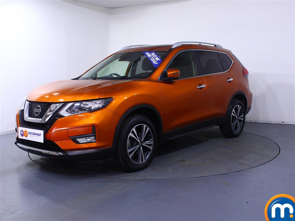 Nissan X-Trail N-Connecta - Stock Number (1033345) - Passenger side front corner