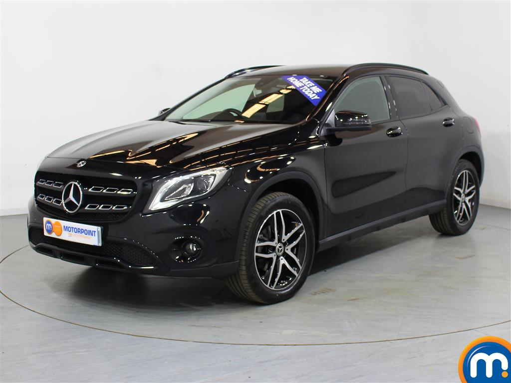 Mercedes-Benz Gla Class Urban Edition - Stock Number (1034069) - Passenger side front corner