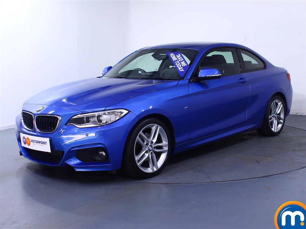 BMW 2 Series M Sport - Stock Number (1035043) - Passenger side front corner
