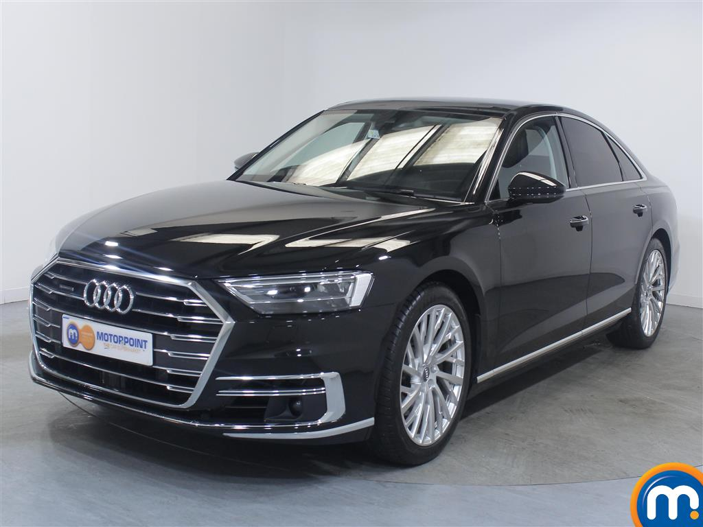 Audi A8 50 TDI Quattro 4dr Tiptronic - Stock Number (1035330) - Passenger side front corner