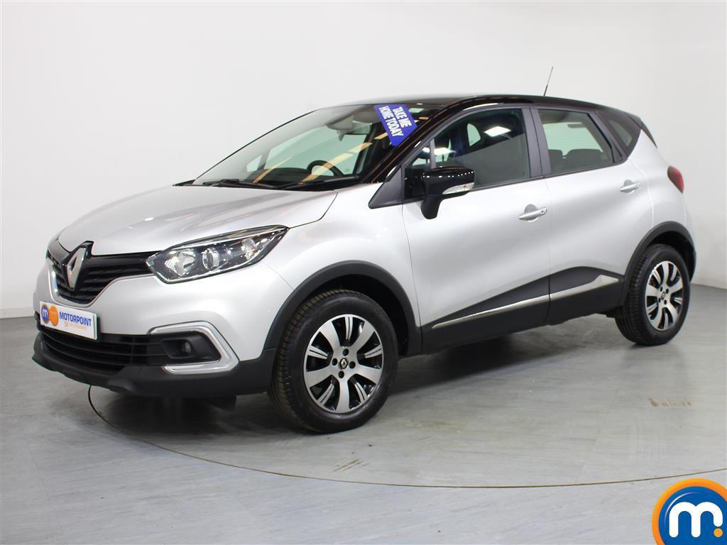 Renault Captur Play - Stock Number (1033474) - Passenger side front corner