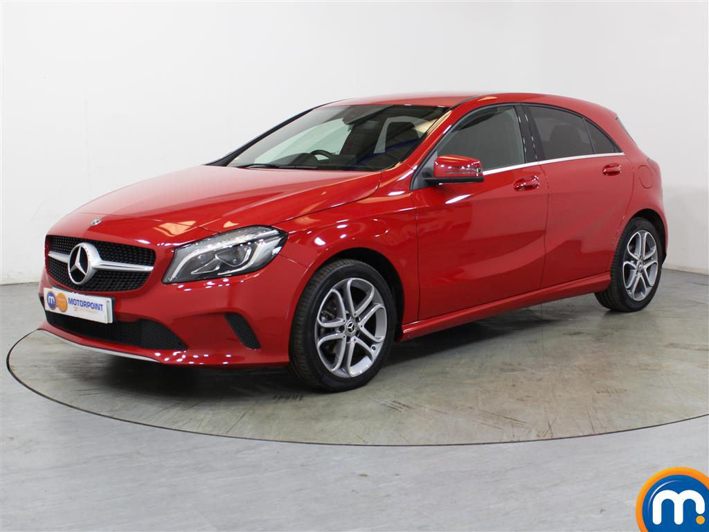 Mercedes-Benz A Class Sport Edition - Stock Number (1034226) - Passenger side front corner
