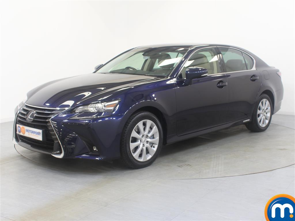 Lexus GS Executive Edition - Stock Number (1034780) - Passenger side front corner