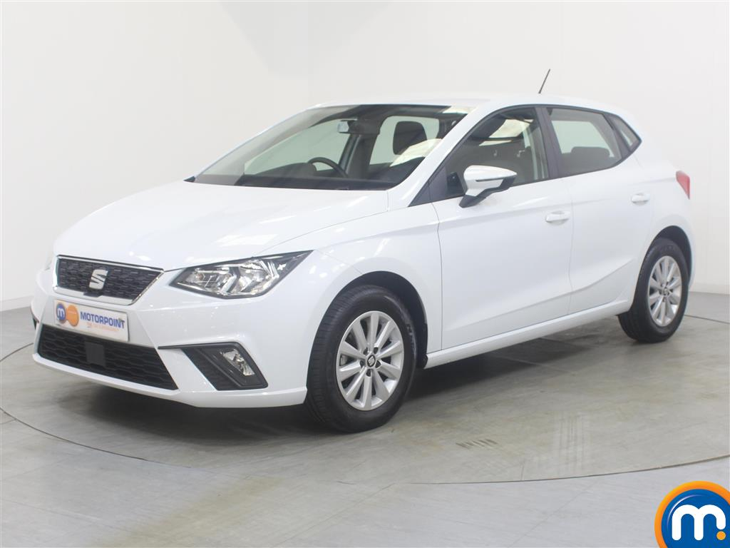 Seat Ibiza SE Technology - Stock Number (1035747) - Passenger side front corner