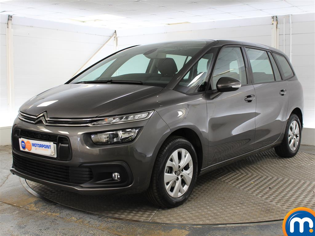 Citroen Grand C4 Picasso Touch Edition - Stock Number (1021481) - Passenger side front corner