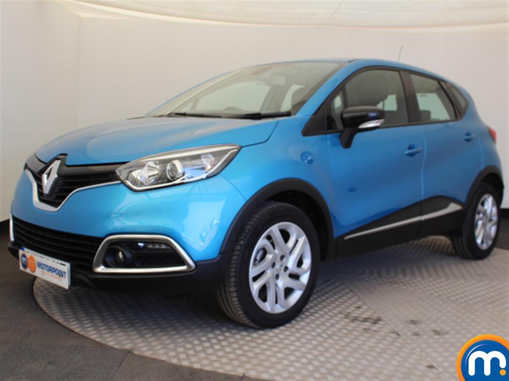 Renault Captur Dynamique Nav - Stock Number (1034920) - Passenger side front corner