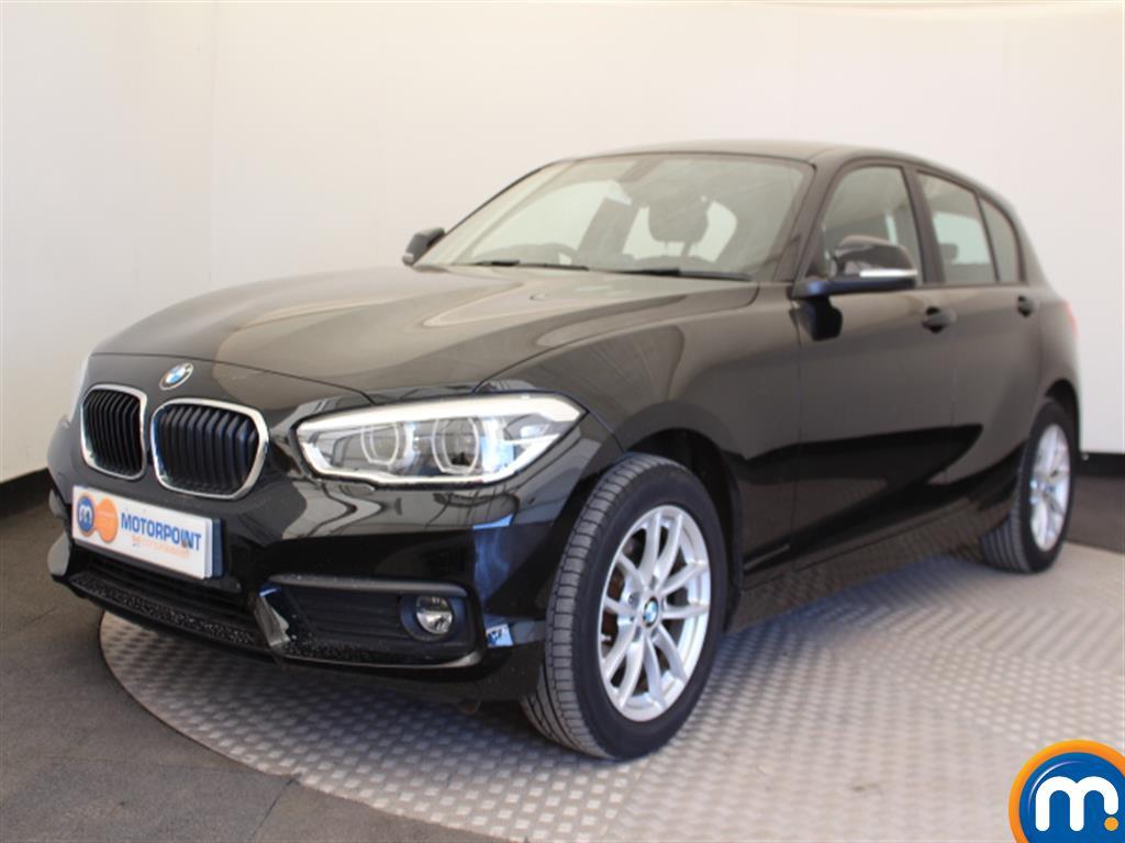 BMW 1 Series SE Business - Stock Number (1031296) - Passenger side front corner