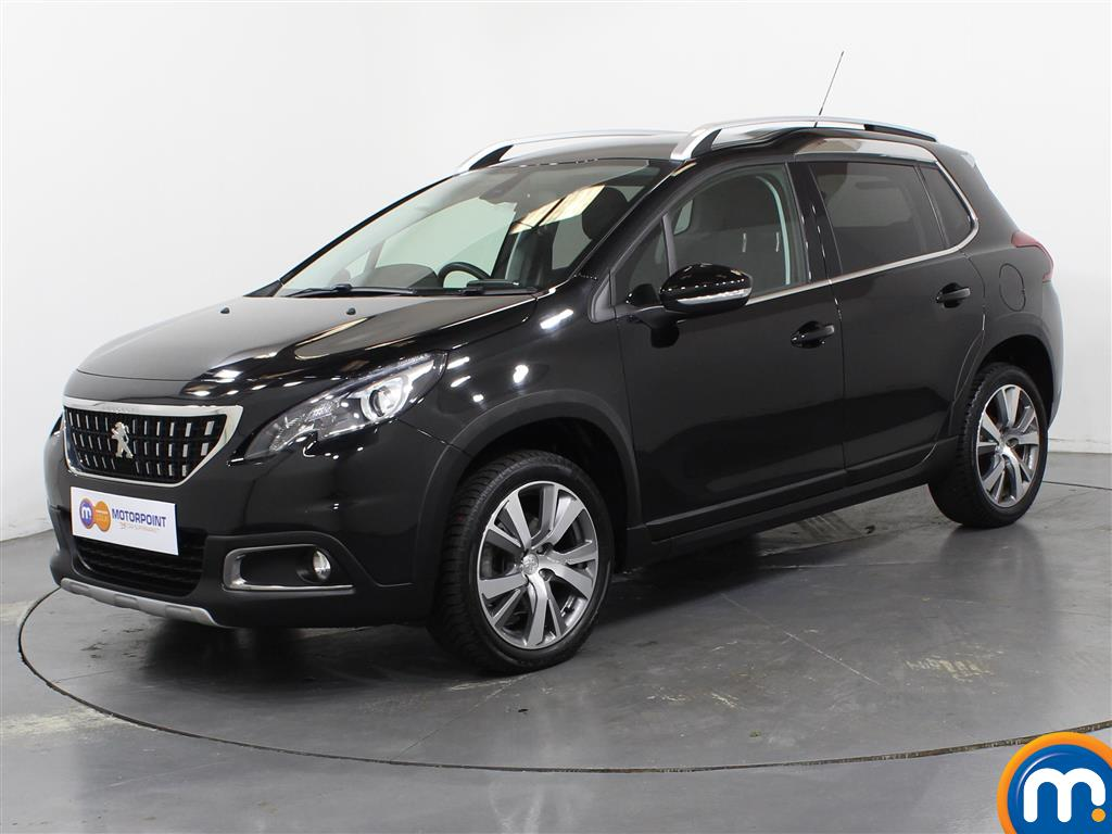 Peugeot 2008 Allure - Stock Number 1029675 Passenger side front corner