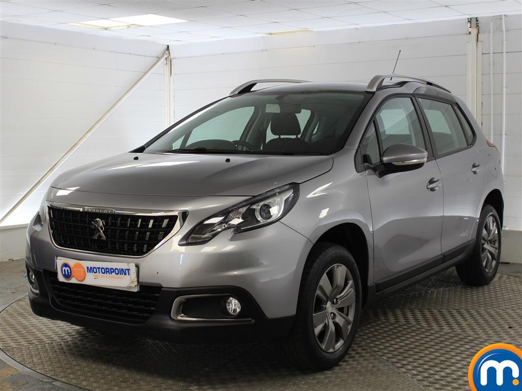 Peugeot 2008 Active - Stock Number (1029804) - Passenger side front corner