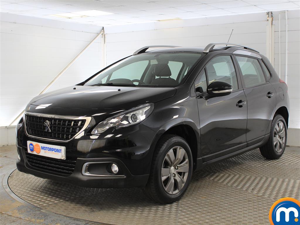 Peugeot 2008 Active - Stock Number (1029810) - Passenger side front corner